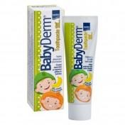 BabyDerm Toothpaste Μπανάνα 50ml