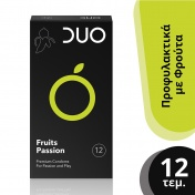 Duo Fruits Passion Με γεύσεις 12 τεμαχίων