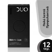 Duo Skin to Skin 12 τεμαχίων