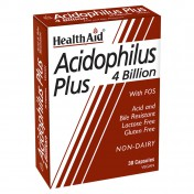 Health Aid Acidophilus Plus 4 bilion 30caps