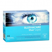 BlephaCare Duo Wipes 14τμχ