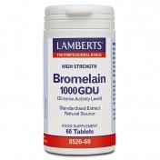 Lamberts Bromelain 1000GDU 400mg 60caps