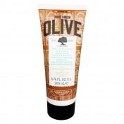 Korres Pure Greek Olive Μαλακτική Κρέμα Θρέψης για Ξηρά-Αφυδατωμένα Μαλλιά 200ml