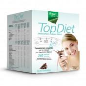 Power Health Top Diet γεύση Σοκολάτα 10x35gr