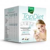 Power Health Top Diet γεύση Βανίλια 10x35gr