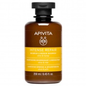 Apivita Nourish & Repair Shampoo με Ελιά & Μέλι για Ξηρά Μαλλιά 250ml