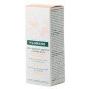 Klorane Creme Depilatoire Apaisante a l'Amande Douce 75ml