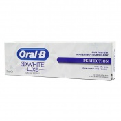 Oral B 3D White Luxe Perfection 75ml