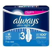Always Ultra Night 7τμχ