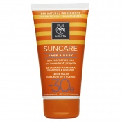 Apivita Suncare Face & Body Spf 30 Milk Sea Lavender & Propolis 150ml