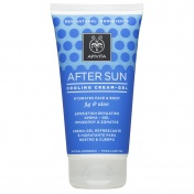 Apivita After Sun Cooling Cream Gel Gif & Aloe 150ml