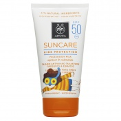 Apivita Suncare Kids Protection Face & Body Milk Spf 50 Apricot & Calendula 150ml