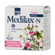 Intermed Medilax-N Παιδικά Μικροκλύσματα 2-6 ετών 6 x 6g