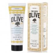 Korres Pure Greek Olive Κρεμώδες Scrub Απολέπισης 75ml