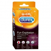 Durex Fun Explosion MagiBox 18 τμχ