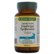 Nature's Bounty Υψηλής Ισχύος Σύμπλεγμα Προβιοτικών 100caps