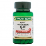Nature's Bounty Συνένζυμο Q10 Q-Sorb 100mg 30softgels