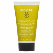 Apivita Mini Κρέμα για Απαλά Μαλλιά με Χαμομήλι & Μέλι για Όλους τους Τύπους Μαλλιών 50ml