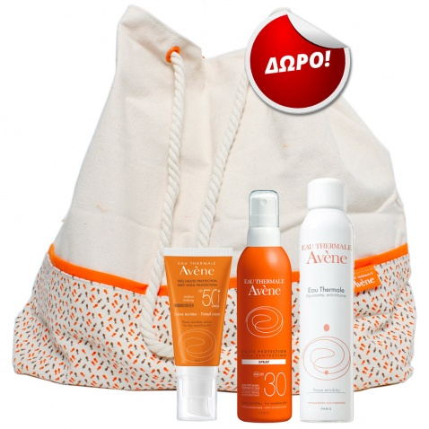 Promo Pack Ηλιοπροστασίας Νο4 με ΔΩΡΟ Υπέροχη Τσάντα Θάλασσας 55359