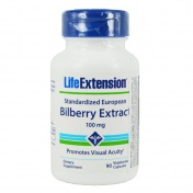 Life Extension Bilberry Extract 90caps 100mg