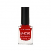 Korres Βερνίκι Νυχιών Gel Effect Nail Colour No 53 Royal Red