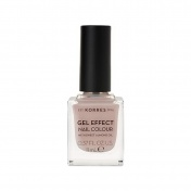 Korres Βερνίκι Νυχιών Gel Effect Nail Colour No 31 Sandy Nude 11ml