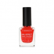 Korres Gel Effect Nail Colour No 45 Coral 11ml