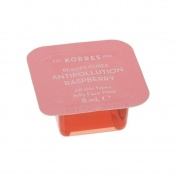 Korres Beauty Cubes Antipollution Raspberry Μάσκα Προσώπου με Αντιρυπαντική Δράση 8ml