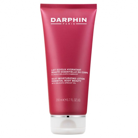 Darphin Silky Moisturizing Lotion Essential Body Beauty 200ml αρχική   καλλυντικα   περιποιηση σωματοσ   γαλακτώματα   κρέμες   butters   λοσι