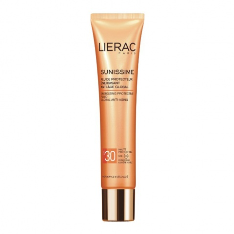 Lierac Sunissime Energizing Protective Fluid Global Anti Aging SPF30 40ml 55497