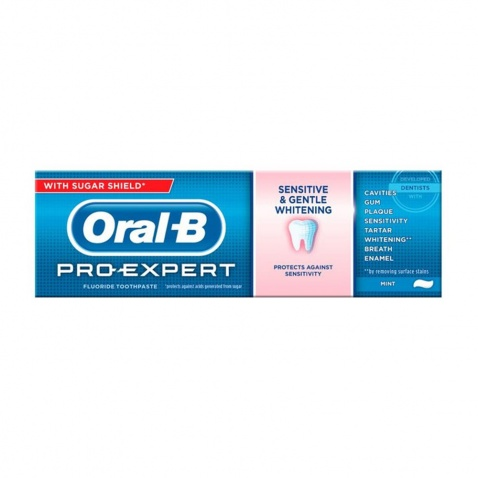 Oral B Pro Expert Sensitive & Whitening 75ml 55524