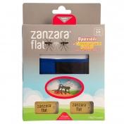 Vican Zanzara Flat Εντομοαπωθητικό Βραχιόλι Μπλε Small/Medium