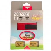 Vican Zanzara Flat Εντομοαπωθητικό Βραχιόλι Κόκινο Small/Medium
