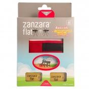 Vican Zanzara Flat Εντομοαπωθητικό Βραχιόλι Κόκινο Medium/Large