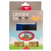 Vican Zanzara Flat Εντομοαπωθητικό Βραχιόλι Μπλε Medium/Large