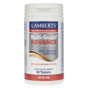 Lamberts Multi-Guard Advance for the over 50+ 60tabs