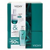 Vichy Promo Box Slow Age Spf 25 50ml & Purete Thermale Gel Nettoyant 200ml με έκπτωση -50%