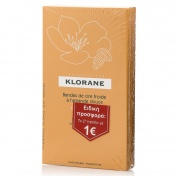 Klorane Klorane Duo Body & Legs Hair Removal Cold Wax Strips With Sweet Almond 2x6τμχ Το 2ο Προϊόν 1€