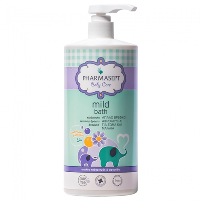 Pharmasept Baby Care Mild Bath 1Lt