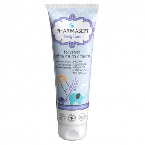 Pharmasept Baby Care Tol Velvet Extra Calm Cream 150ml