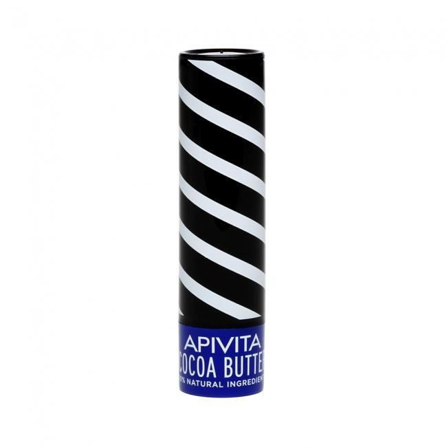 Apivita Lιp Care με Βούτυρο Κακάο Spf 20 4,4gr