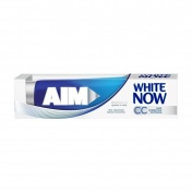 Aim Οδοντόκρεμα White Now CC Core 75ml