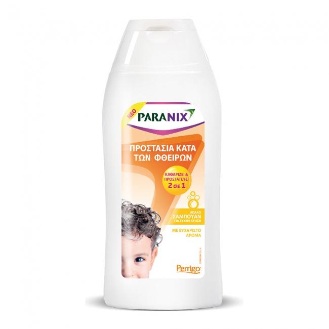 Paranix Protection Shampoo 2 σε 1 200ml
