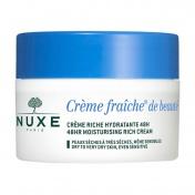 Nuxe Creme Fraiche de Beaute Creme Riche Hydratante 48H 50ml