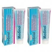 Intermed Medinol Toothpaste 100ml 1+1 ΔΩΡΟ