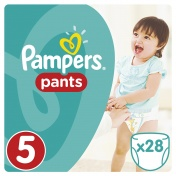Pampers Pants No 5 Junior 12-18kg 28τμχ