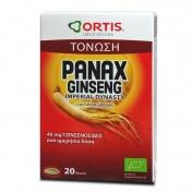 Ortis Ginseng Bio 20 Tabs