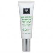 Apivita Bee Radiant Age Defence Illuminating Day Cream SPF30 40ml