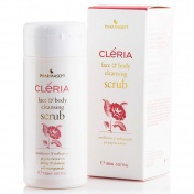 Pharmasept Cleria Face Body Cleansing Scrub 150ml