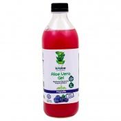 Kaloe Gel Αλόης Blueberry Μύρτιλο 1000ml